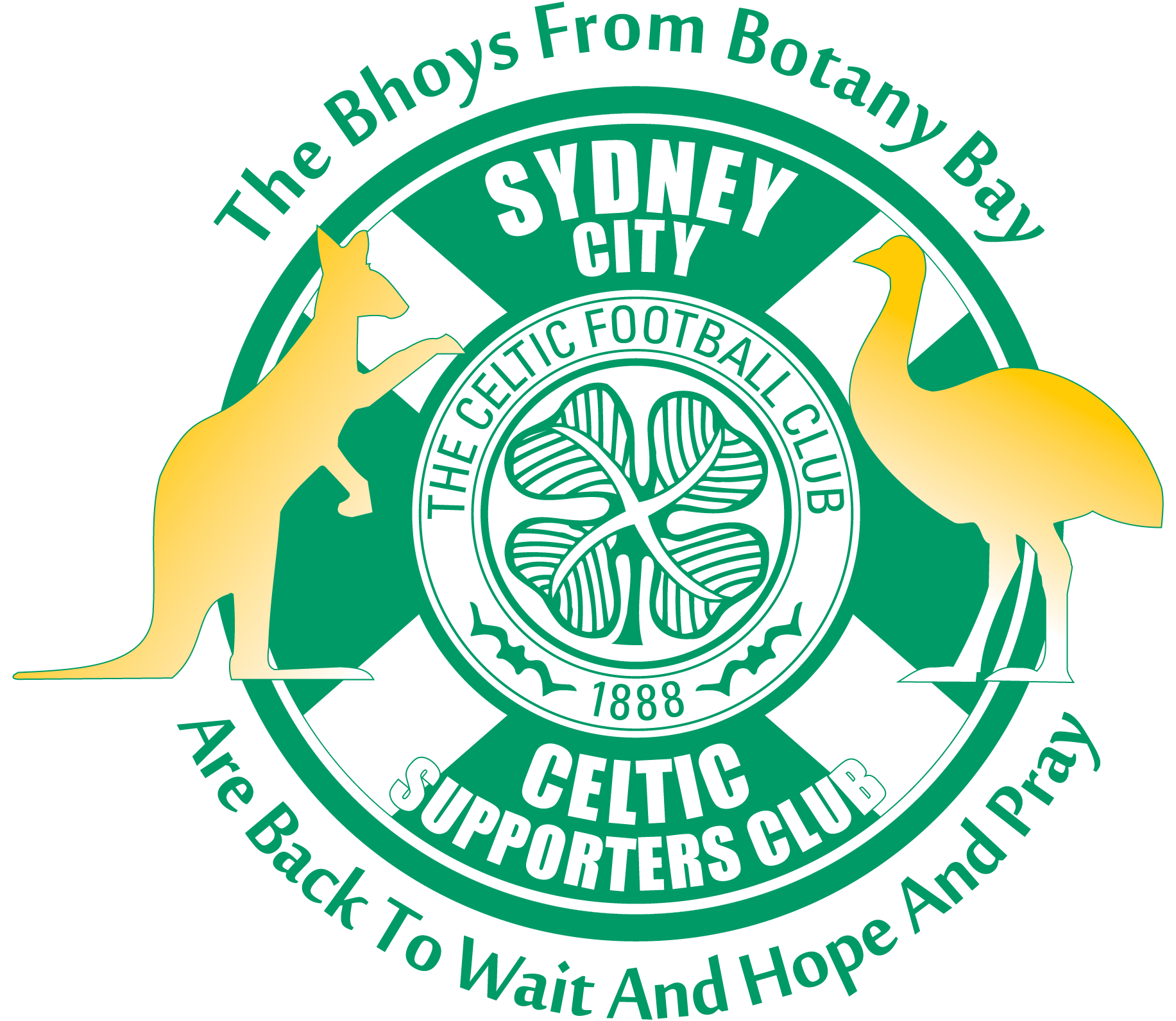 Sydney city Celtic supporters club